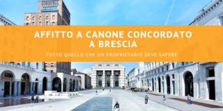 Canone concordato: a Brescia conviene?