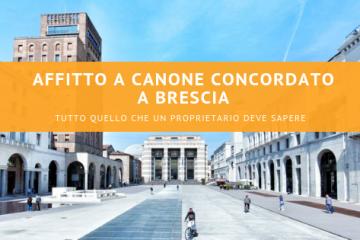 Canone Concordato a Brescia